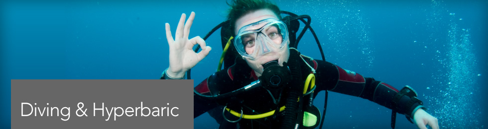 Diving and Hyperbaric Medicine
